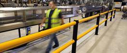 Pedestrian Handrail +2 iFlex Barrier image