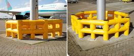 Atlas Mast & Column Safety Barrier Protector image