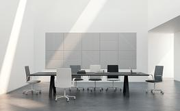 Cross - Office Desks - Arper SpA