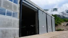 High Speed Folding Doors, Large PVC Doors, Rapid image