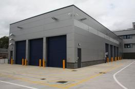 Armashield's Rollashield 100 range is designed to offer a high quality, strong and efficient security solution where thermal or acoustic insulation is required. The roller shutter is formed from a double-walled steel profile which is filled with insulation. ...