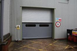 Armashield provide a range of specialist speed doors for applications where more standard products do not provide a satisfactory solution.  For example to maintain temperature control in freezer stores; provide security; or in areas with low headroom.  The Ra...