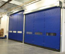 Rolling Speed Doors image