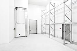Vertical Coldroom Doors image