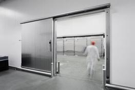 Sliding Coldroom Doors image