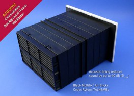 TALH&M Rytons 9x6 Acoustic AirLiner - Rytons Building Products Ltd