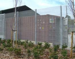 Pro-play Roll Top Mesh Panel Fencing image