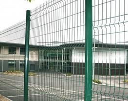 Pro-sure 358 High SecurityMesh Panel Fencing Systems - Procter Bros Ltd