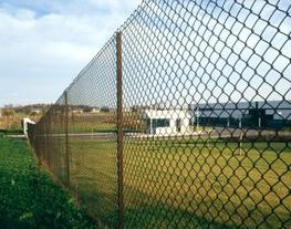 Chain Link Mesh Fencing image