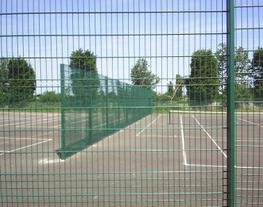Sports Ground Fencing and Spectator Guard Rails image
