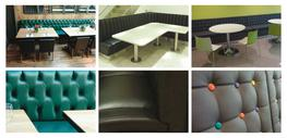 Banquette Seating image