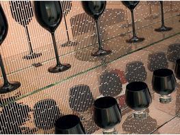 Dune mosaics Copper mirror 186917 image