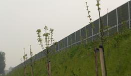 NoiStop, noise reducing acoustic fencing - Mobilane UK