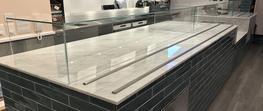 Carrara extra marble worktops Saint Pancras image