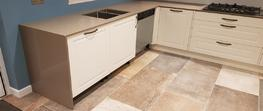 Caesarstone Ginger worktops London image