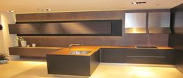 Neolith Iron Corten - MKW Surfaces