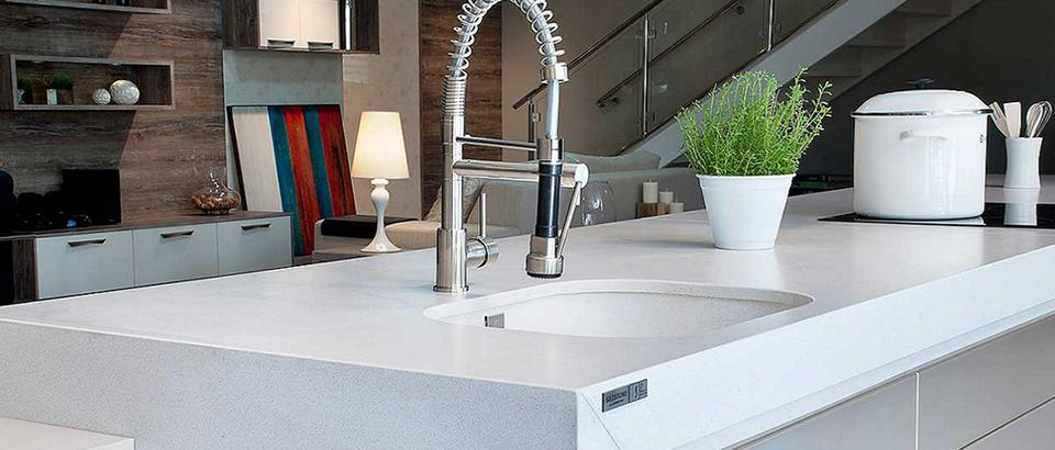 Silestone White Storm By Mkw Surfaces