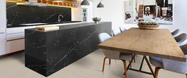 Neolith Nero Marquina - MKW Surfaces