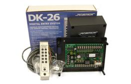Securitron DK26 Digital Keypad System Complete - Controls for Doors Ltd
