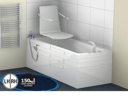 Assistive Bath with Seat Lift image