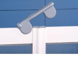 Front Access Shower Doors - Contour Showers Ltd