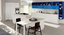Concept One understands the importance of the kitchen in your home, the need to maximize storage, combining cooking with social areas, making the best use of natural and artificial lighting in order to achieve unique and versatile working spaces which reflect ...