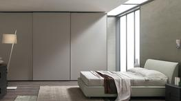 Concept One supply bedroom furniture from recognized Italian brands. Sliding and hinged wardrobes design specifically for your space, as well as beds, chests of drawers and mirrors....