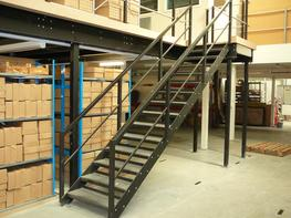 Mezzstor - Mezzanine Floors - Compact Storage Ltd