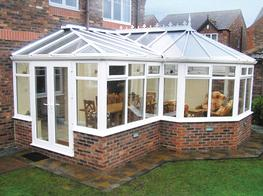 P-Shape Conservatories image