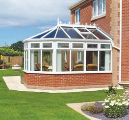 Victorian Conservatories By Arctic Glass Uk Ltd