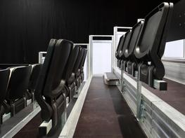 Clearview - Retractable Seating image
