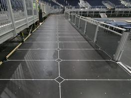 Arena scaffolding image