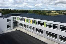 TS66 Tilt and Turn Window System - AMS - Architectural & Metal Systems Ltd