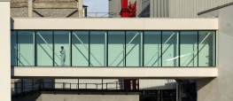 MU800 SG Curtain Walling - AMS - Architectural & Metal Systems Ltd