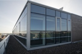 MU800 Matrix Curtain Walling - AMS - Architectural & Metal Systems Ltd