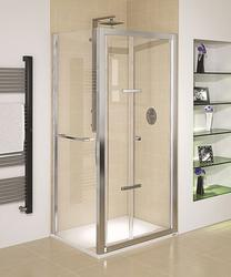 AQUA 8 Glide Bi-fold Door Shower Enclosures image