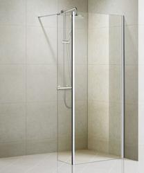 AQUA 8 Vibe Walk In Panel Shower Enclosures image