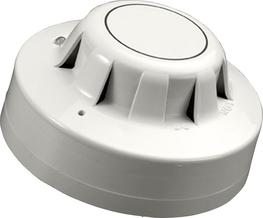 Series 65 Optical Smoke Detector with Flashing LED image