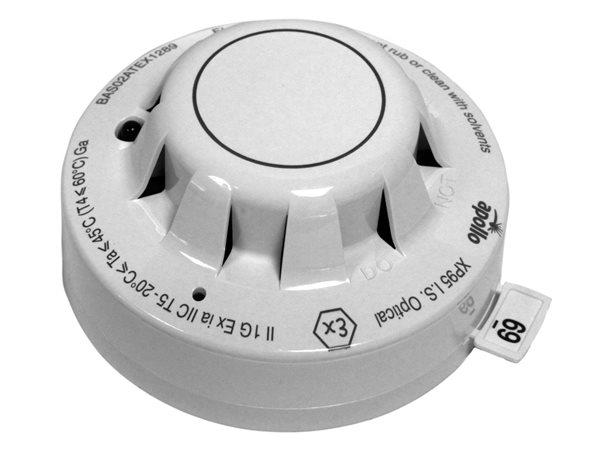 Xp95 I S Optical Smoke Detector By Apollo Fire Detectors Ltd