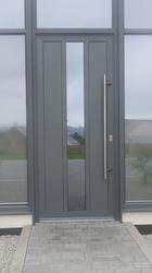 Aluminium Front Doors image