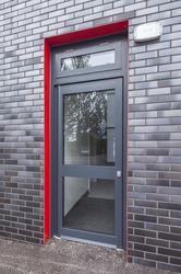 Sapa STII Aluminum Pivot Doors image