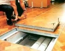 Recessed Access Covers image