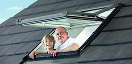 Designo R7 (with pre-installed insulation) - Roto Roof Windows Ltd