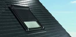 Effective heat protection is achieved, when the heat radiation is reflected, before it reaches the window pane. Accessories positioned on the roof window's exterior are for this reason the first choice. The Roto electricalexterior roller shutter fulfils...
