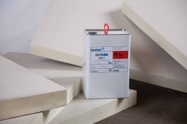 Fastflow Poly 1 Adhesive for Flat Roof Insulation - Rooflock