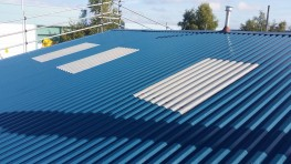 Rooflock Twelve HR - Metal Roof Refurbishment Coating - Rooflock