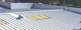 Rooflock Twelve HR - Metal Roof Refurbishment Coating image