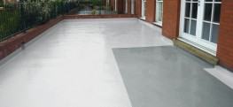Rooflock Skid Inhibiting Walkway Coating - Rooflock