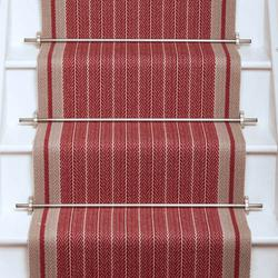 Whitman Light Red flatweave image
