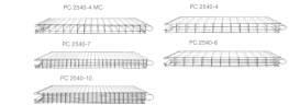 40 mm Translucent Panels image